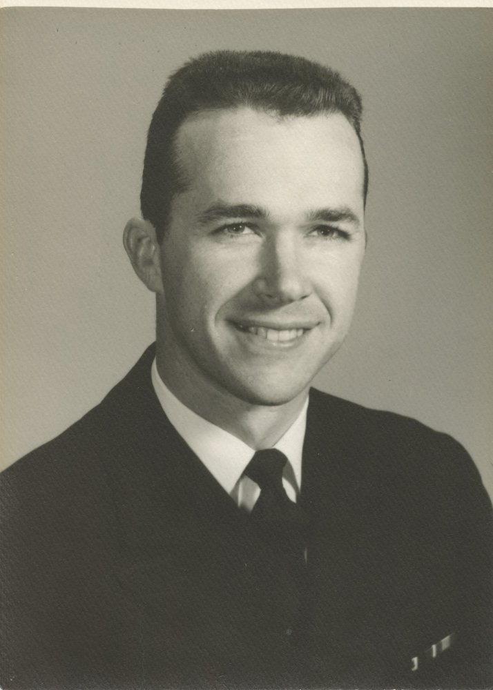 Richard Burns, CDR USN (Ret.)